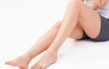 足首のセルライトを簡単に除去する方法は?目指せほっそり足首!