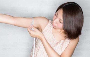 二の腕のセルライトをどうにかしたい!そんなあなたにおすすめの方法!